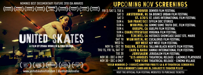 United Skates Documentary November